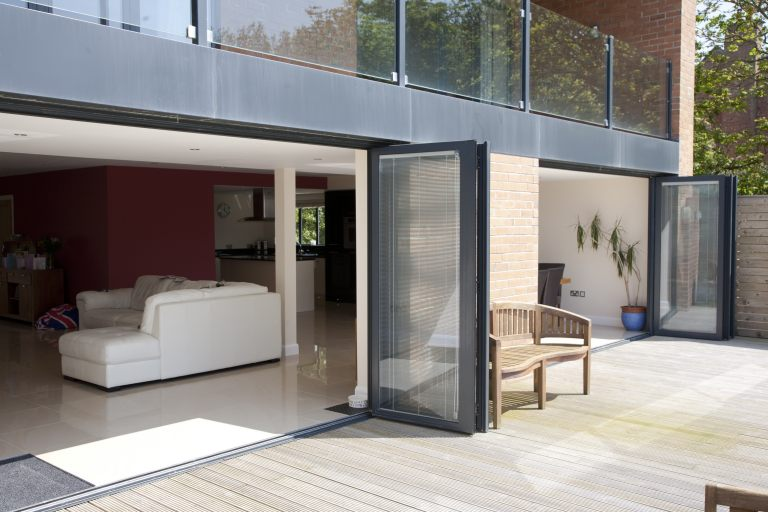Advanced Glazing Systems - Bi Folding Doors Gallery - Bi
