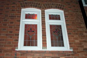 Coloured Glass Feature Windows