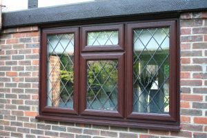 Rosewood UPVC Close Up
