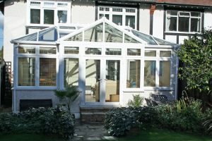 Combination Gable and Edwardian Design