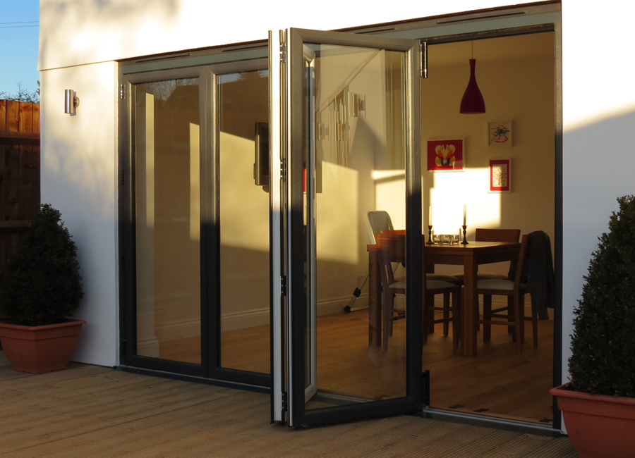 bifold doors Hornchurch