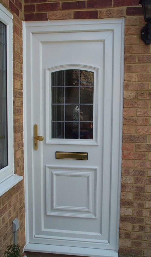 Black Upvc Windows >> Advanced Glazing Systems - Front & Back Doors Gallery- AGS