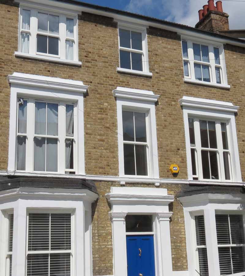 Sliding Sash Windows Installation