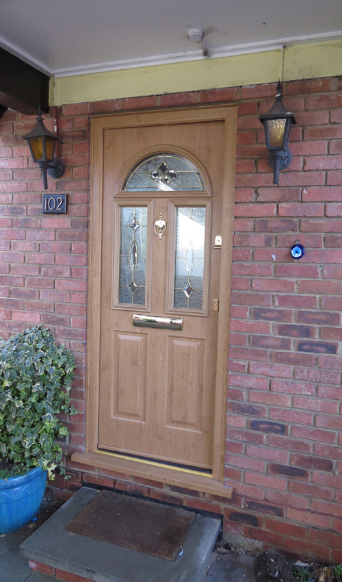 Front Door Suppliers Hornchurch