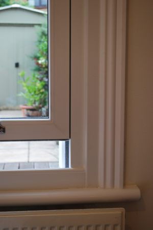 UPVC Ogee Internal Architraves