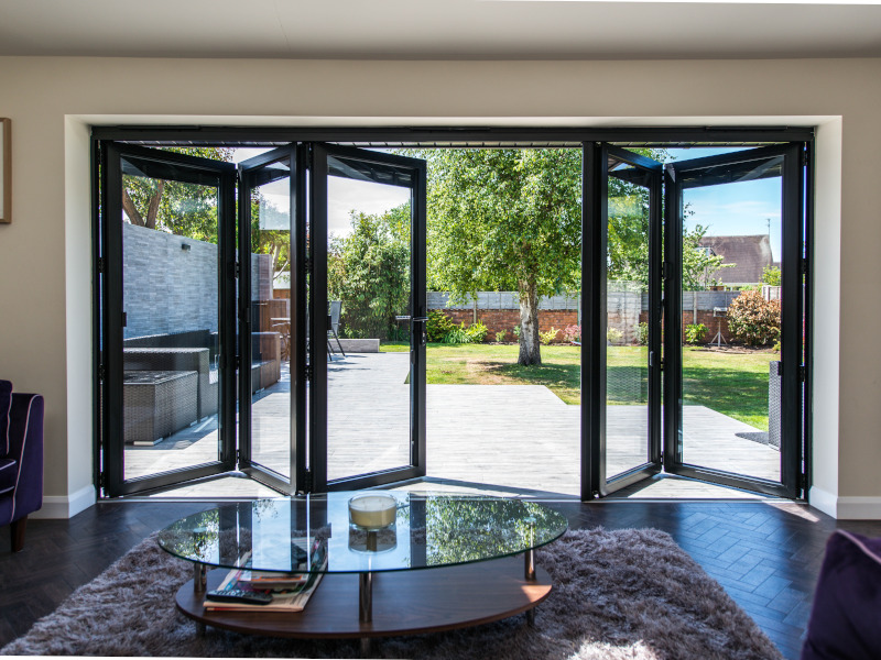 bifold doors in brentwood