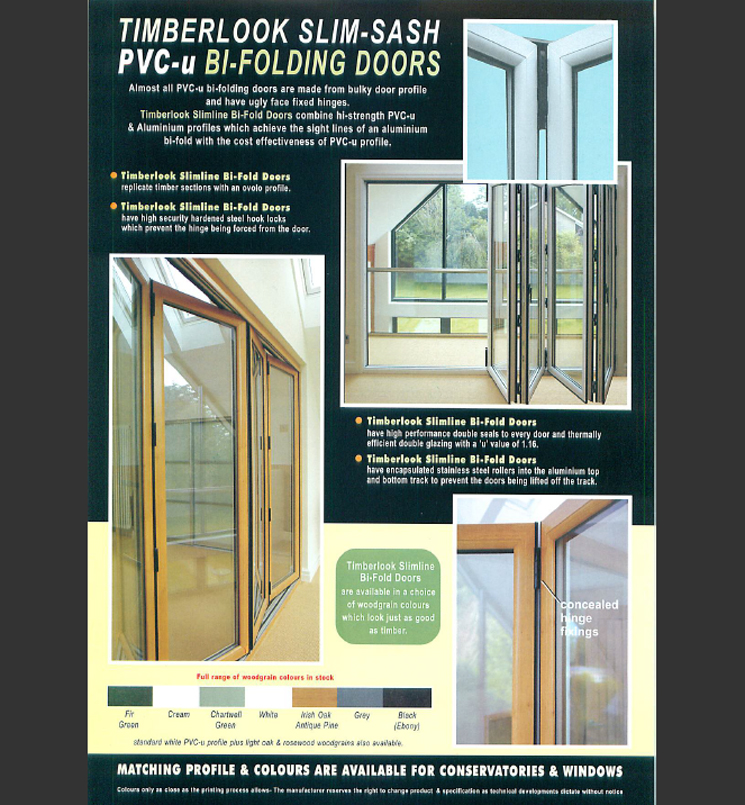UPVC Bifolding Door Brochure  sc 1 st  Advanced Glazing Systems & Advanced Glazing Systems - Our Leading Supplier Brochures - AGS